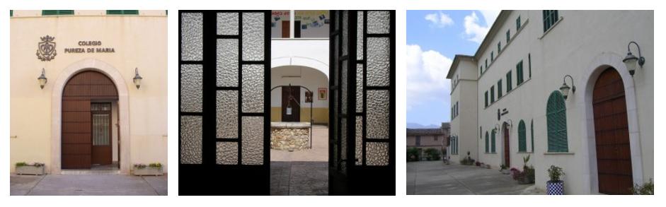 Fotos colegio entrada
