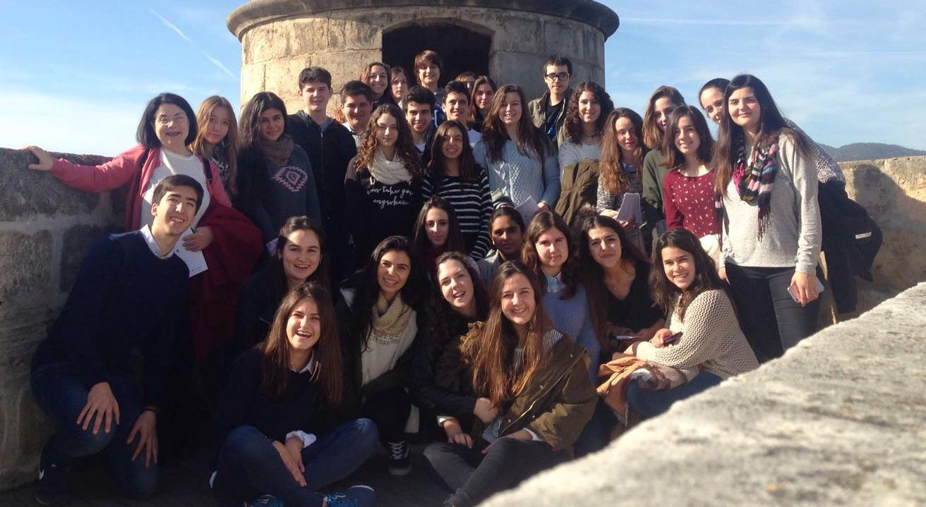 Visita Es Baluard Pureza de Maria Inca 2016