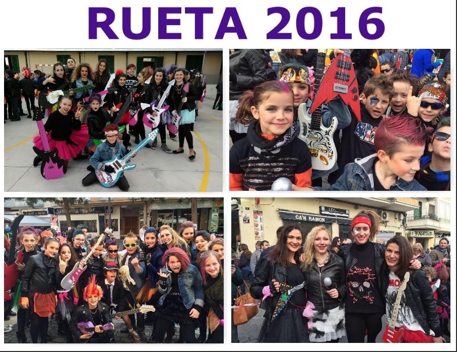 rueta 2016
