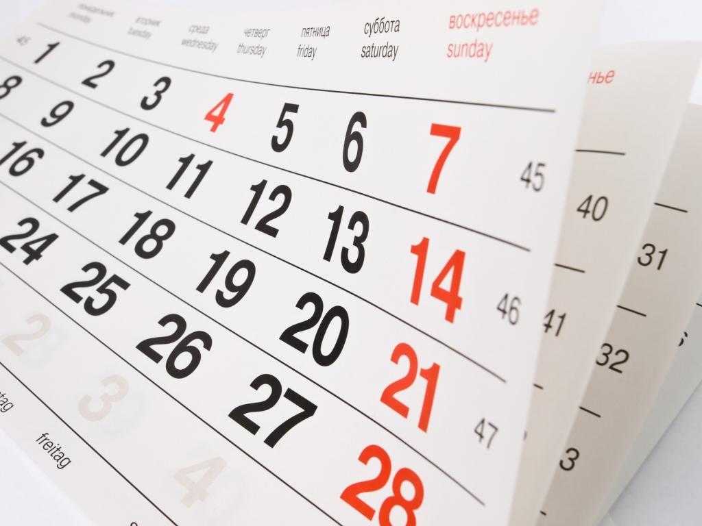 Calendario del Proceso de Admisión 2 años » Colegio Pureza de ...